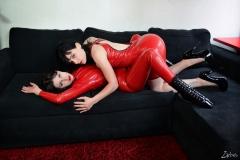 Rack Framboise / girlfriend: Anthrazit / photo: Zarbeb / 6