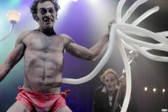 Zombie Circus Show / Transbordeur, Lyon / 31.10.12
