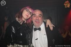 Coco & Amar / photo: Ultimate Psycho / event: Are You Fetish? / venue: AKGB / city: Lyon