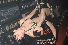 Rack Framboise & Petite Sukub / photo: Ultimate Psycho / event: Are You Fetish? / venue: AKGB / city: Lyon