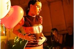 Rack Framboise / show: Love Salem / photo: Rik Art / designer: Westward Bound / light: Charly Burn & Cie / event: Fetish Project / venue: Brussels